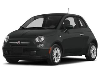 New 2014 Fiat 500