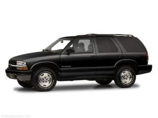 2001 Chevrolet Blazer near Walnut Creek CA 94596 for $4,988.00