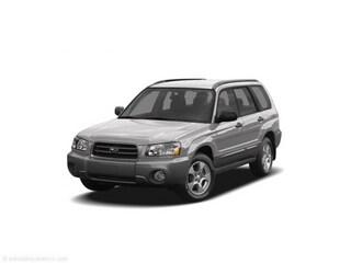 Used 2005 Subaru Forester