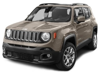 New 2015 Jeep Renegade, $20527