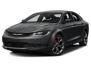 New 2016 Chrysler 200, $37225