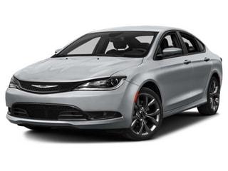 New 2016 Chrysler 200, $36430