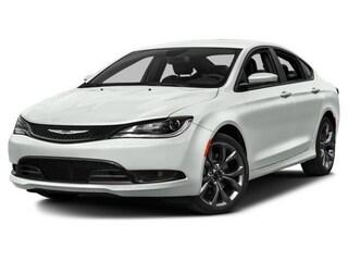 New 2016 Chrysler 200, $37370