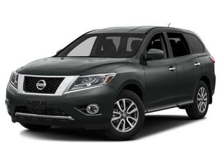 New 2016 Nissan Pathfinder, $39000