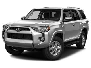 New 2016 Toyota 4Runner, $36075