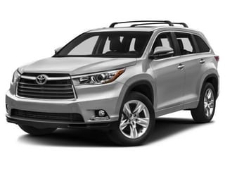 New 2016 Toyota Highlander, $42961