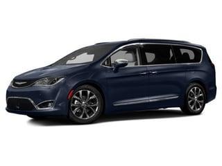 New 2017 Chrysler Pacifica, $40880