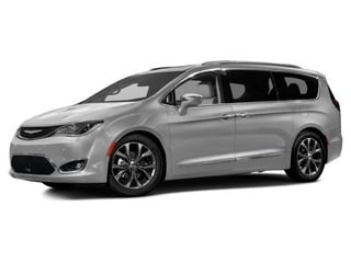 New 2017 Chrysler Pacifica, $40880