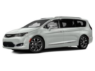 New 2017 Chrysler Pacifica, $41875