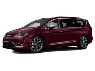 New 2017 Chrysler Pacifica, $48850