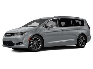New 2017 Chrysler Pacifica, $47955