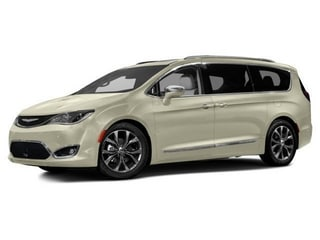 New 2017 Chrysler Pacifica, $45275