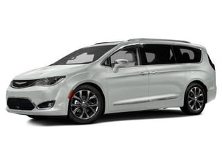 New 2017 Chrysler Pacifica, $47155