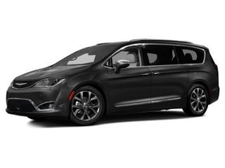 New 2017 Chrysler Pacifica, $48105