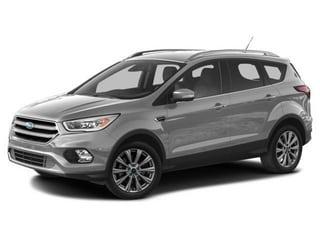 New 2017 Ford Escape, $25292