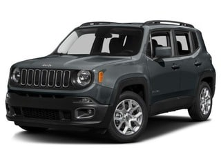 New 2017 Jeep Renegade, $24325