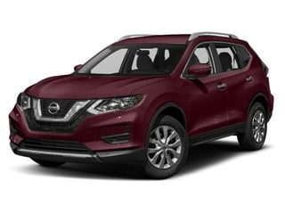 New 2017 Nissan Rogue, $26955