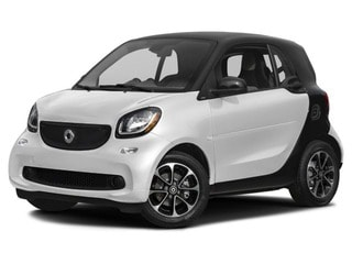 New 2017 smart fortwo, $19540