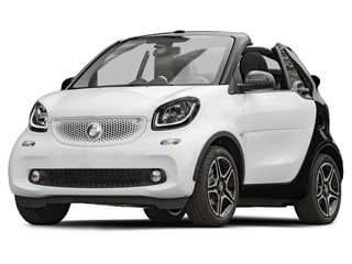 New 2017 smart fortwo, $21380