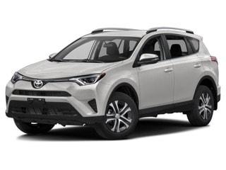 New 2017 Toyota Rav4, $27709