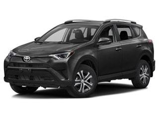 New 2017 Toyota Rav4, $27368