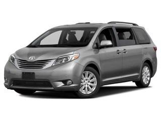 New 2017 Toyota Sienna, $37439