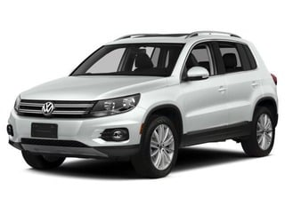 New 2017 Volkswagen TIGUAN, $33020