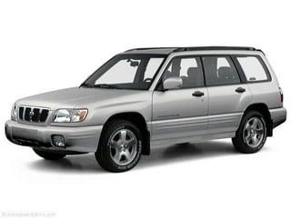2001 Subaru Forester Atlanta