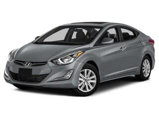 Used 2016 Hyundai Elantra, $11470