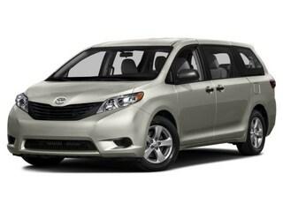 New 2016 Toyota Sienna, $35876