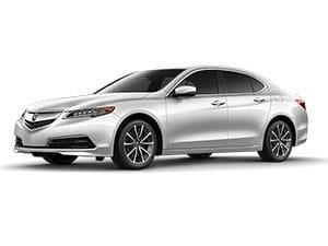New 2016 Acura TLX, $40315