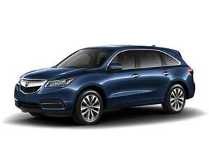 New 2016 Acura MDX, $50380