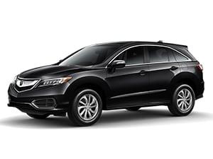 New 2017 Acura RDX, $41510