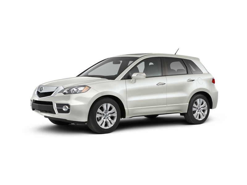 2011 RDX. White Diamond Pearl