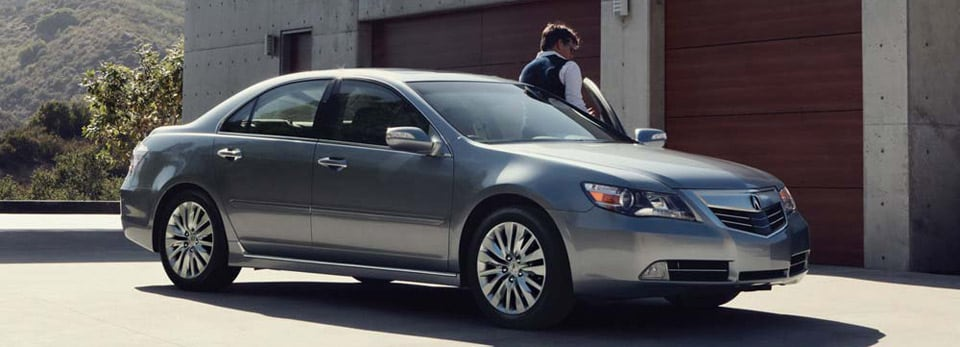 2008 Acura Rl Technology Package Review