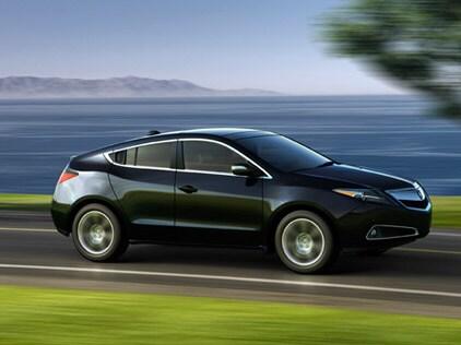Precision Acura on Smooth   Quiet Ride