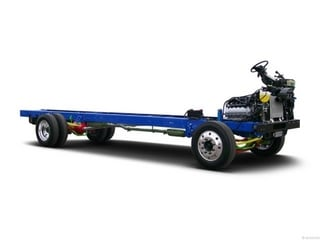 2013 Ford F-53 Motorhome Chassis Truck