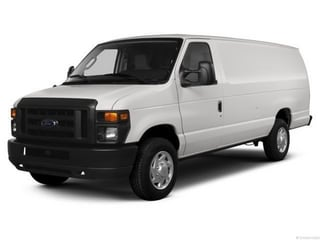 2013 Ford E-350 Super Duty Van