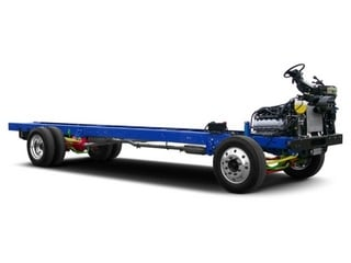 2014 Ford F-53 Motorhome Chassis Truck