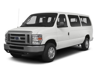 2014 Ford E-350 Super Duty Wagon