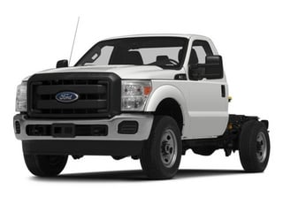 2015 Ford F-350 Chassis Truck