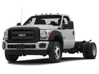 2015 Ford F-450 Chassis Truck
