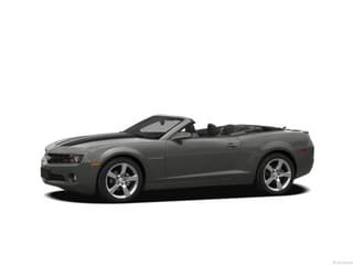 2012 Chevrolet Camaro Convertible Ashen Grey Metallic