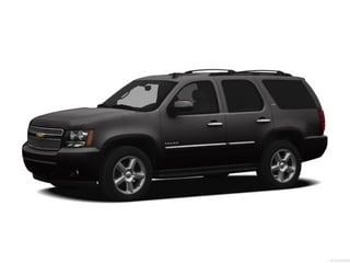 2012 Chevrolet Tahoe SUV Black