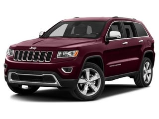 2016 Jeep Grand Cherokee SUV Velvet Red Pearl