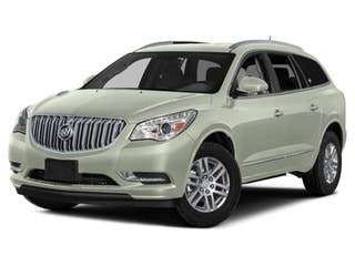 2017 Buick Enclave SUV White Frost Tricoat