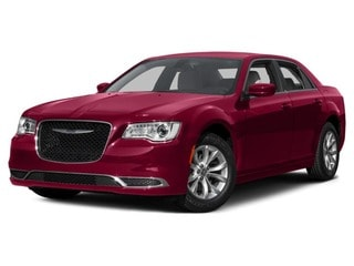2017 Chrysler 300 Sedan Velvet Red Pearl