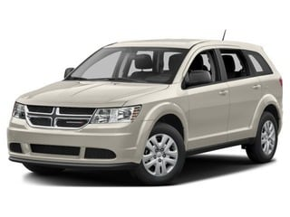 2017 Dodge Journey SUV White