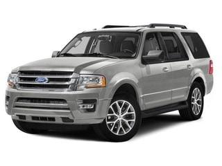 2017 Ford Expedition SUV White Platinum Metallic Tri-Coat