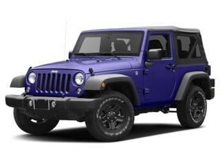 2017 Jeep Wrangler SUV Xtreme Purple Pearl